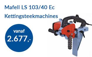 Mafell LS 103 kettingsteekmachines