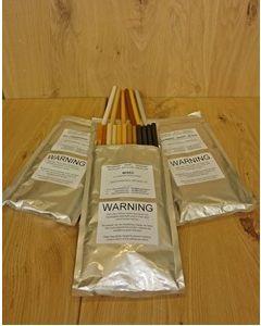 Houtfix AST vuller Transparant/amber