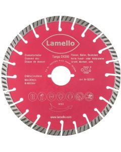 Lamello Diamantschijf Tanga Dx200, ⌀ 180 x 2,4 mm