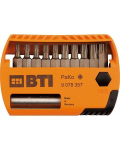 BTI bit set TX 11 delig