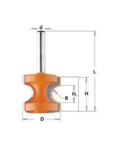 CMT halfrondfrees radius 3,2
