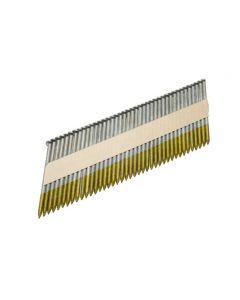 D-kop nagels 3.1x90 Blank/Glad (3.000 st.)
