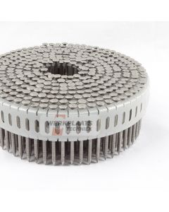 Duo Fast type-IN coil nail RVS/Ring 2.5 x 50 (jobbox 1.950)