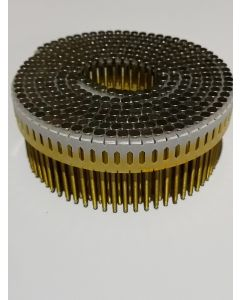 Duo Fast type-IN coil nail gegalvaniseerd/Ring ARG 2.5 x 55 (9.750)