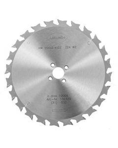 Lamello HW-zaagblad Z24, 4nl ⌀ 200 x 2,4 mm Tanga Delta