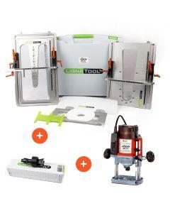 Lignatool-zwaluwstaartfreesmal-LT080(PR)-profi-actie-pakket+mafell-LO65-Midimax-met-frees