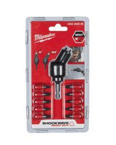 Milwaukee shockwave knuckle set