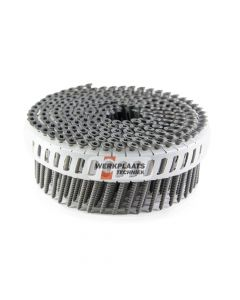 Nail screws op rol 2.8x35 Plastic gebonden 15° Kruis (jobbox 1200) Gips/fermacell