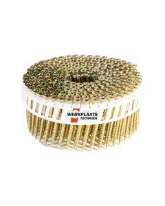 Nail screws op rol 2.8x50 GALVA TORX 15 (jobbox 1200)