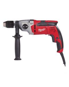 Milwaukee PD2E22R, zeer geschikt voor KB-tools slotkastfrees