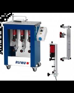 RUWI Type M basis 3 plus Onderfreesmachine als basis 3, met 3D-eenheid