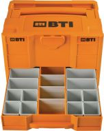 BTI T-loc systainer 2 combi 2 + bakjes